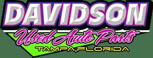 Davidson Used Auto Parts
